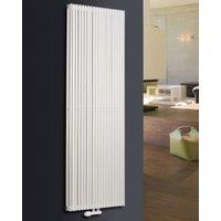 Ximax Triton Duplex Vertical Designer radiator White (H)1800 mm (W)300 mm