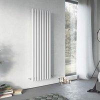 Ximax Vulkan Vertical Radiator White (H)1500 mm (W)585 mm