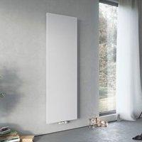 Ximax Vertiplan Vertical Designer radiator White (H)1800 mm (W)450 mm