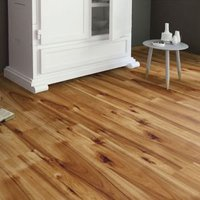 Bravo Natural Wood effect Laminate flooring  1.76m² Pack