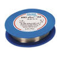 Soldering wire, for electronics, 100g, 0.5mm, Sn95.5 AG3,8 Cu0.7 Felder