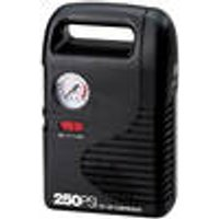 Portable universal air compressor, 12 V / 18 bar