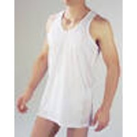 Vest with Mesh Panels in various sizes