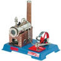 D6 Stationary Steam Engine Kit, 45 x 100 mm Wilesco
