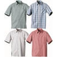 Short sleeved shirt in various sizes