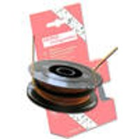 Spare bobbin for lawn trimmer length 2 x 3 m, thickness 2.0 mm IKRA