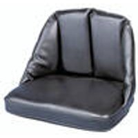 Black Seat Cushion Westfalia