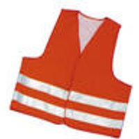 Warning vest, 1 piece or set of 2