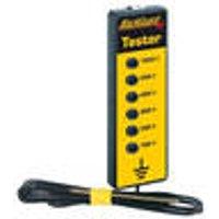 Power 200 Electric fence tester, 10 000 V BlackGuard