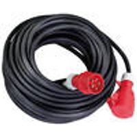 CEE Extension cable, H07RN-F 5G1.5 mm ², heavy rubber