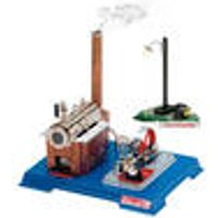 D10 Steam Engine Kit, with Dynamo and LED Lamp Wilesco