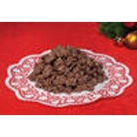 Chocolate covered peanut clusters, 500 g