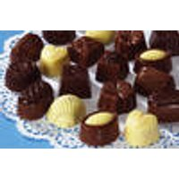 Real Belgian chocolates, 500g