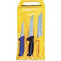Professional Butcher Knife Set, 3-Pieces, Stainless Steel