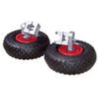 Support wheel kit, for wheelbarrows