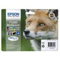 T1285 DURABrite UltraInk Original Ink Cartridges Multipack 4-colour Epson
