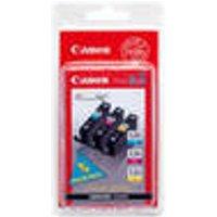 CLI-526 Original ink cartridge multipack, 3 cartridges - c / m / y Canon