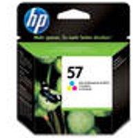 Original Ink Cartridge, colour, HP 57 col HP
