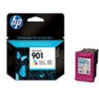 Original ink cartridge, color, HP 901 HP
