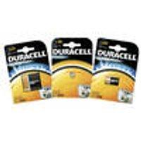 Lithium Batteries 1.5 - 6V Duracell
