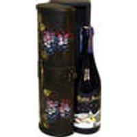 PIRATE Wooden chest - with Winter Secco wine, 750 ml