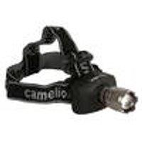 Headlamp with Adjustable Beam, 3 Watt (with batteries) Camelion