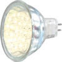 LED Reflector Lamp E27, 21 SMD LEDs, Warm White, 5 Pieces Sigalux