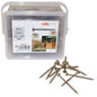Screws for the Garden 4.5 x 60 mm, set of 220