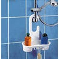 Shower Butler for storing shampoo, shower gel, soap etc