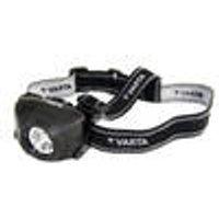 1 Watt LED Indestructible Head Light / Head Lamp, with Batteries Varta