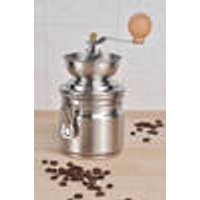 Coffee Grinder made of Stainless Steel