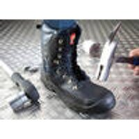 Safety winter boots S3, black, size 6.5