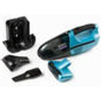 Cordless Hand Vaccuum Cleaner, with Brush, 14.4 V Domo