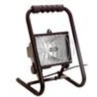 Mobile spotlights, 1000 W, black, IP 54 AS Schwabe