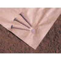 Mulching Fleece, 10 x 1.5 m, with Ground Spikes