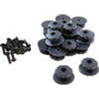 Round heads for trailers, 20 pieces