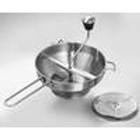 Strainer with 2 Attachments