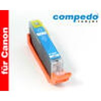Canon Replacement Ink Cartridge CLI-551 / 551CL Cyan Compedo
