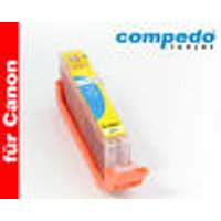 Canon Replacement Ink Cartridge CLI-551 / 551XL Yellow Compedo