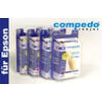 Epson Replacement Ink Cartridge T1291-4 Multipack (Black + C/M/Y) Compedo