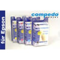 Epson Replacement Ink Cartridge T1281-4 Multipack (Black + C/M/Y) Compedo