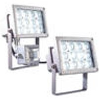 LED Spotlight with 12 Power LEDs, with and without Movement Detector BATAVIA