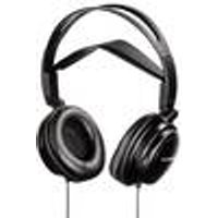 TV headphone, 3.5 mm, with separate L + R volume control & 6.35 mm adapter, 5 m cable Thomson