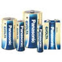 High Performance Batteries Panasonic