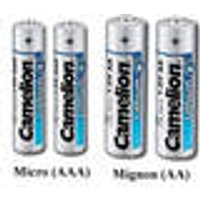 Lithium Batteries, in various sizes Camelion