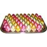 Assorted liqueur-filled Easter eggs, set of 40