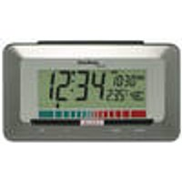 Air quality monitor, with radio clock, temperature display and room air display Techno Line