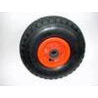 Wheelbarrow wheel, ABS rim