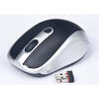 Optical 4-Button Wireless Mouse with USB Nano Receiver Gembird