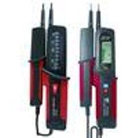 Analog Voltage Tester with LED display for 6V - 690V REV